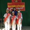 Đại hội Liên Đội của trường tiểu học Lê Quý Đôn